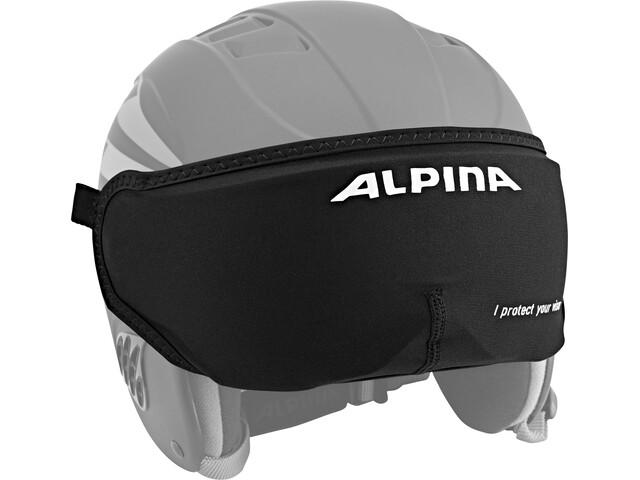 Alpina Visor Cover - noir